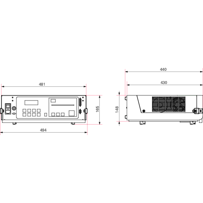 Detector de fugas ASM 102s Sniffer
