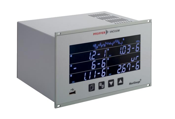 CONTROLADOR 366 | medidores de vacío